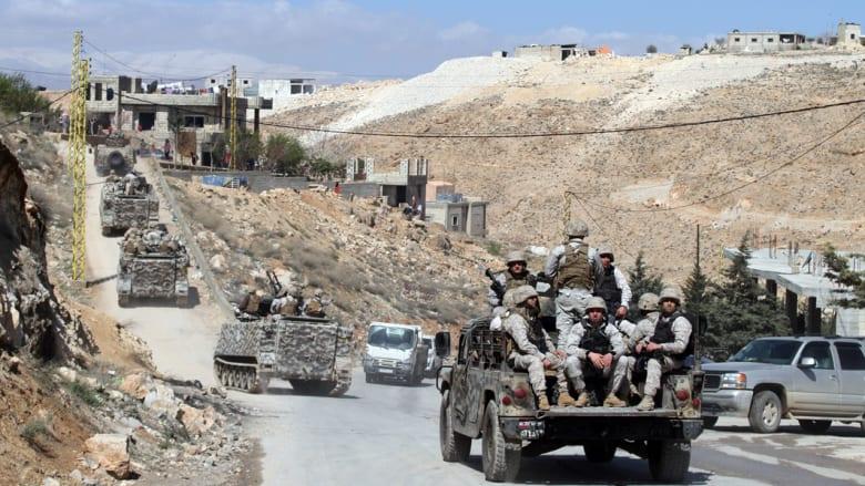 """""""ربيع لبنان"""".. الجيش في مواجهة الارهاب"""