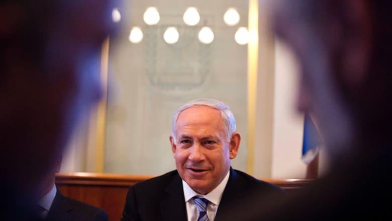 نتنياهو: نرغب في محادثات سلام ولكن ليس بأي ثمن