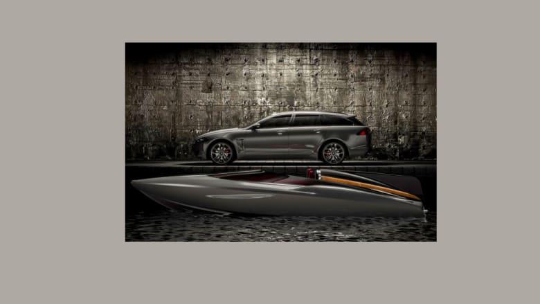 آخر صيحة.. سيارات أم قوارب؟