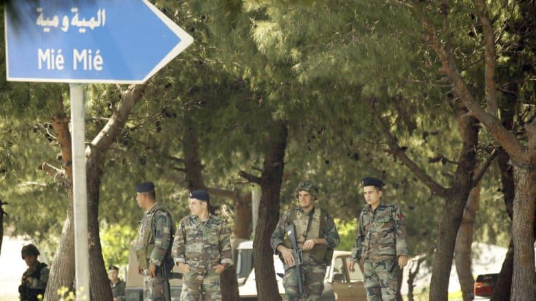 """لبنان.. 8 قتلى باشتباكات بين فصائل فلسطينية بمخيم """"المية ومية"""""""