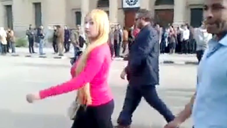 يوم جديد من التحرش الجنسي في مصر