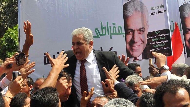 حمدين صباحي لـCNN: لست مرشح الثورة ولا أقبل تأييد الإخوان