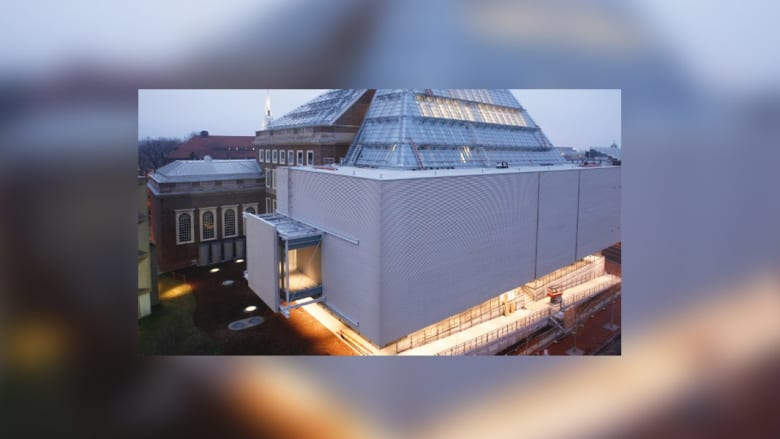 متاحف هارفرد الفنية، كامبريدج