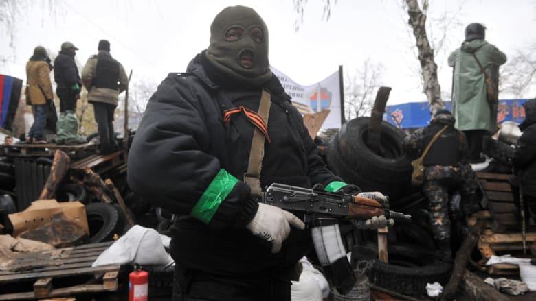 القوات الأوكرانية تبدأ عملياتها شرق البلاد وتسيطر على مطار كراماتورسك