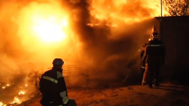 حريق التشيلي يحصد أرواح أكثر من 10 ويدمر 2000 منزل