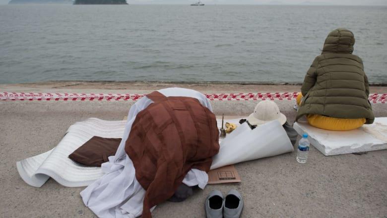 انتظار على شاطئ الكارثة