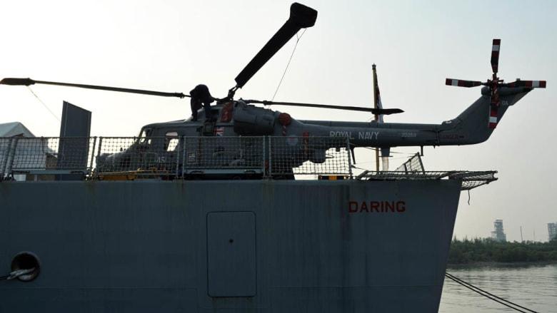 """البحرين تنفي بناء قاعدة عسكرية بريطانية على أراضيها وتؤكد وجود """"تسهيلات"""""""
