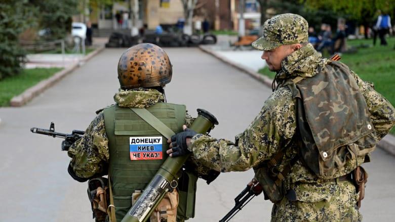 أوكرانيا تمهل روسيا 48 ساعة لشرح أسباب تدريبات عسكرية على الحدود