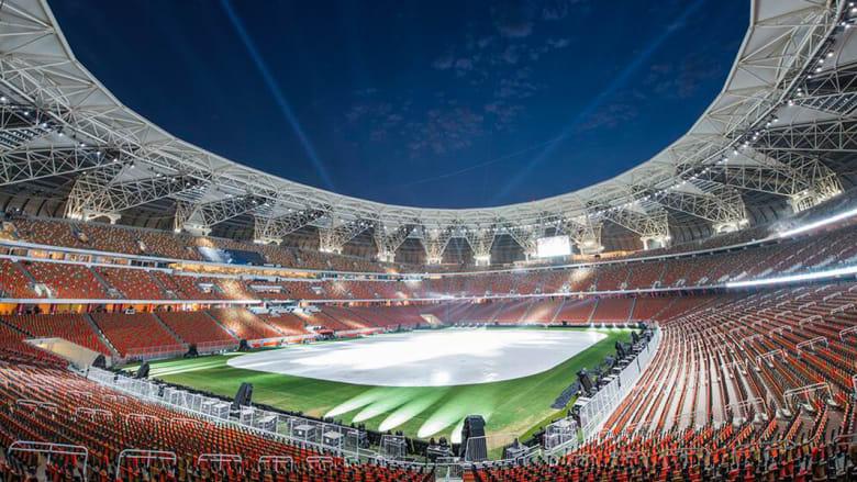 """جدة تستعد لليلة الخميس وافتتاح ملعب """"الملك عبدالله"""""""