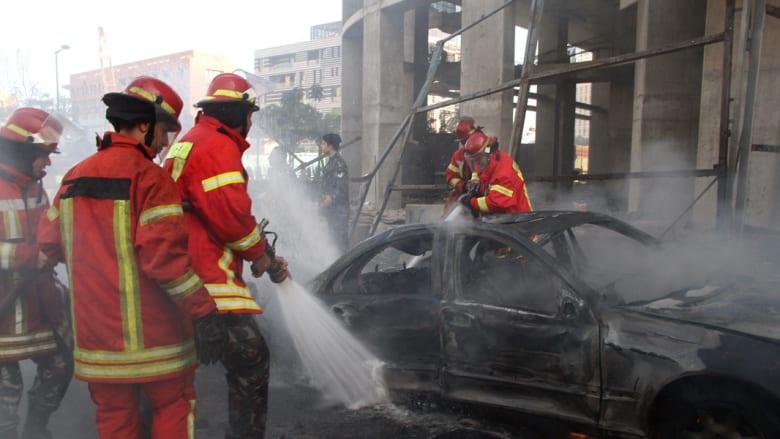 """سوريا: مقتل 50 بهجمات """"إرهابية"""" في دمشق وحمص"""