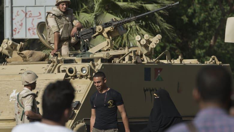 رئيس لجنة بالكونغرس يرفض المساعدات للجيش المصري منتقدا القضاء والحكومة
