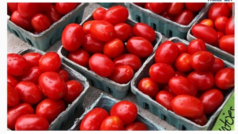 10. الطماطم