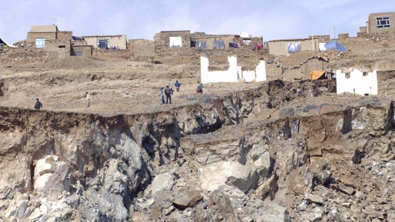 تقديرات تشير إلى 2700 وفاة في الانهيار الأرضي بأفغانستان