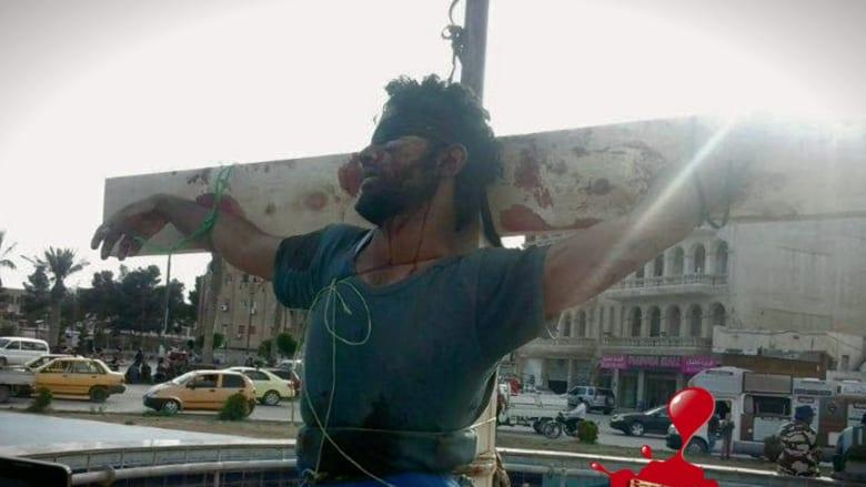 إعدام ثم صلب.. آخر العروض الوحشية في سوريا
