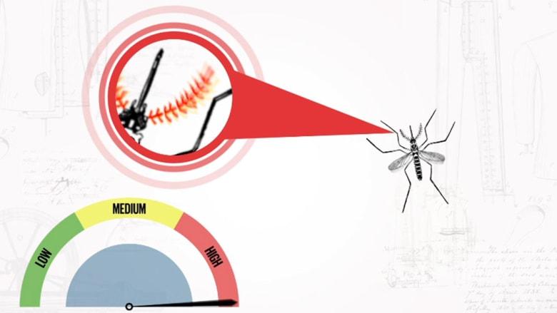 قريبا.. مبيد حشرات جديد قد ينقذ حياتك!