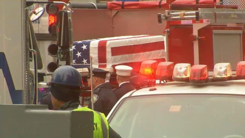 إعادة بقايا ضحايا 9/11 إلى نيويورك
