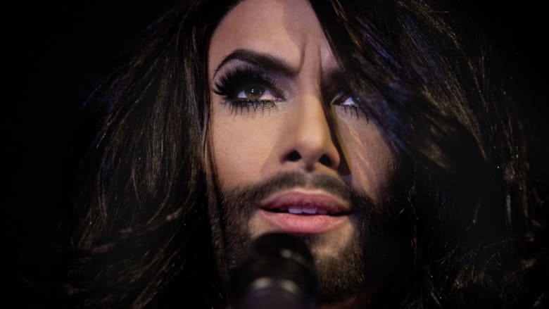 """بالصور.. امرأة متحولة بلحية تفوز  بمسابقة """"يوروفيجن"""""""