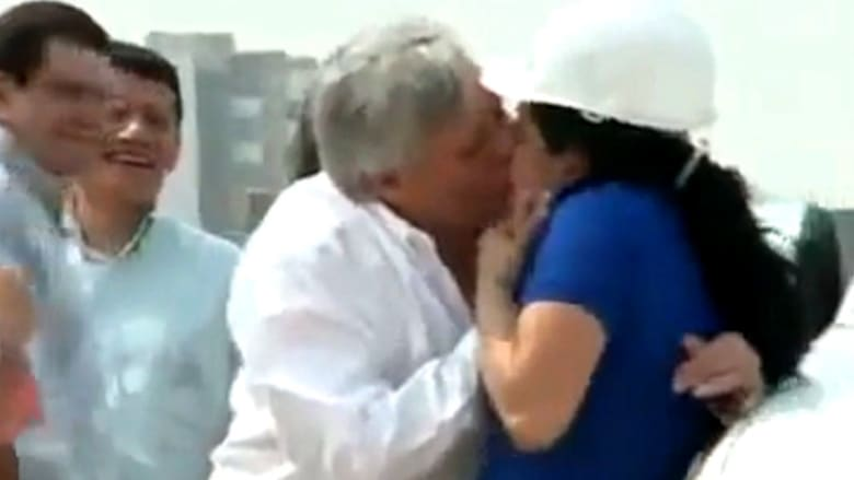 """مسؤول بوليفي """"بطل العالم"""" في التحرش بالنساء"""