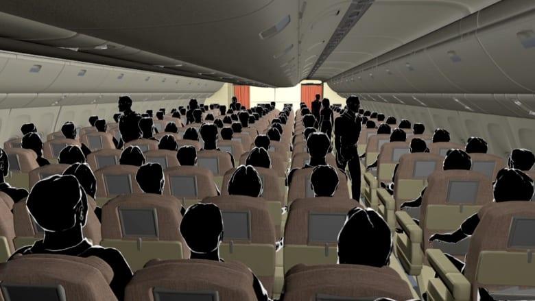شهران على اختفائها: ما نعرف وما لا نعرف عن الطائرة الماليزية