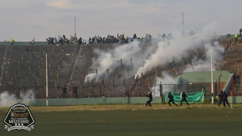 الكونغو: 15 قتيلا في مباراة بين منافسي الزمالك المصري والهلال السوداني