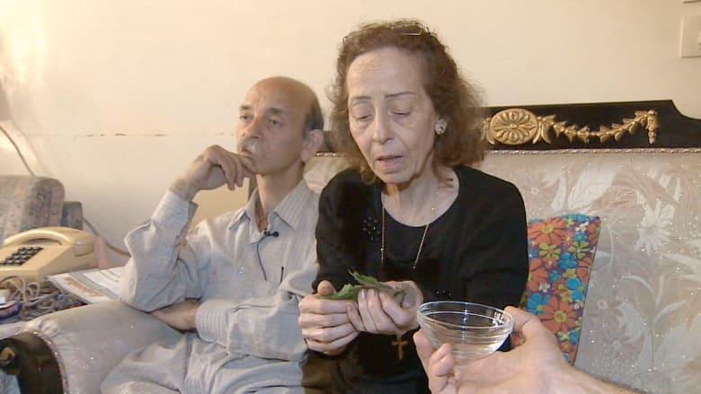 700 يوم تحت حصار حمص.. وزنها أصبح 34 كلغ وتغذت على شجرة مقبرة