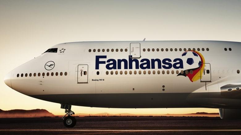 كأس العالم يغيّر شعار إحدى أقدم شركات الطيران بالعالم