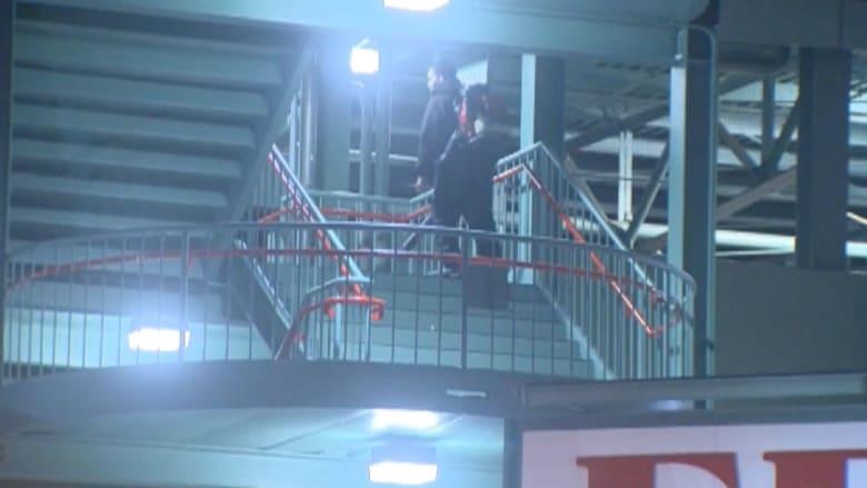 شابة تسقط في بئر المصعد والسبب غير معروف