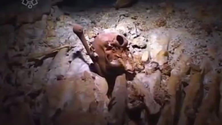 نايا.. فتاة في الـ 16 ترقد منذ 12 ألف سنة تحت الماء