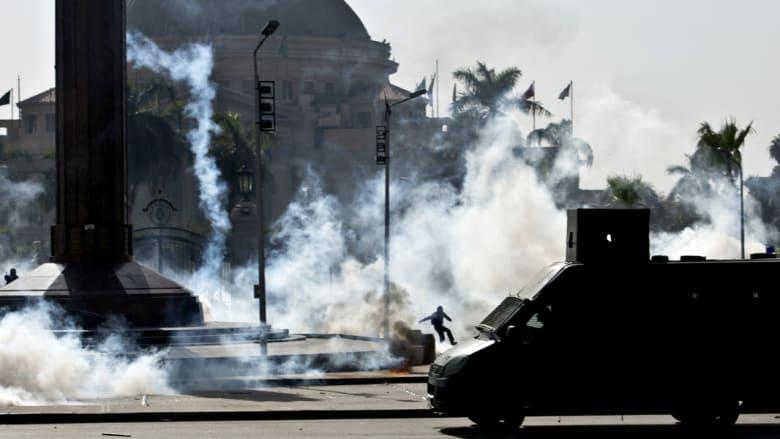 مصر: مقتل طالب في اشتباكات بين طلاب الإخوان والشرطة بجامعة القاهرة