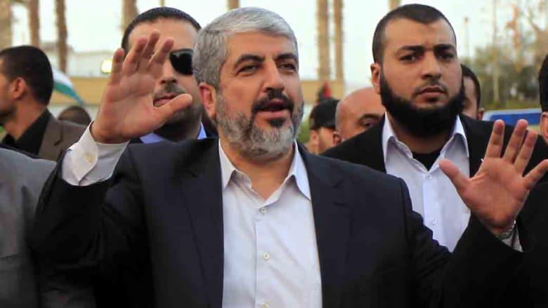خالد مشعل من الدوحة: الوحدة الوطنية الفلسطينية الآن ليست بديلا عن المقاومة بل تعزيز لها