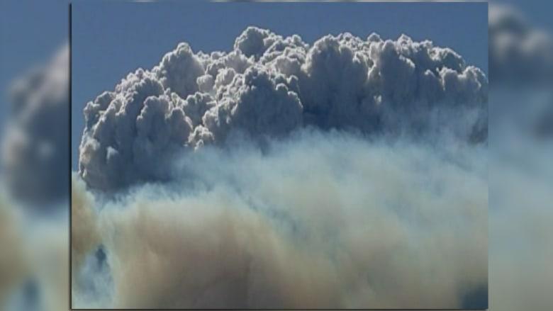 بالفيديو.. حرائق هائلة تجتاح غابات ألاسكا