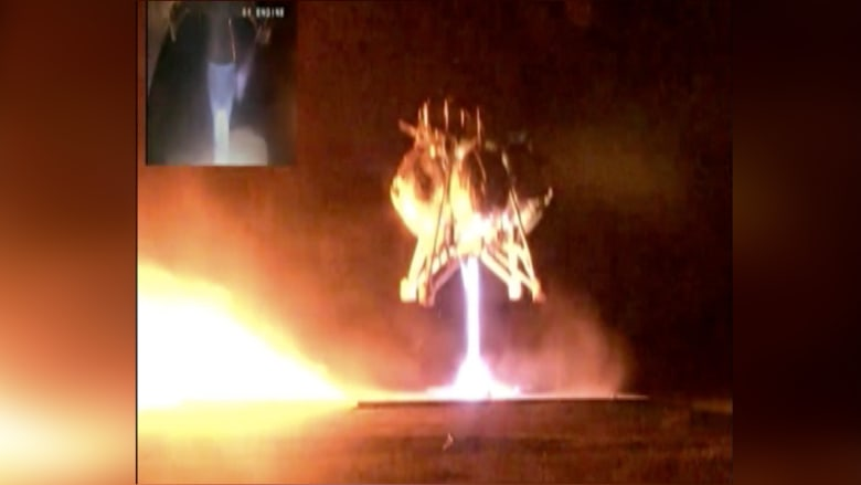 تجربة لأحدث مركبات ناسا.. مورفيوس تنطلق كصاروخ وتهبط كمروحية