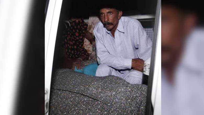 """زوج المرأة المقتولة """"رجماً"""" بباكستان: قتلت زوجتي الأولى لأكون معها"""