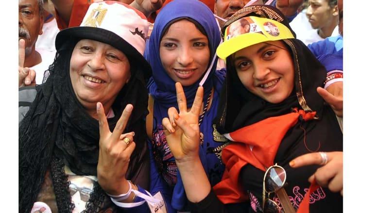 التجاوزات والمرأة والأمن في تقرير مركز حقوق الإنسان عن انتخابات مصر