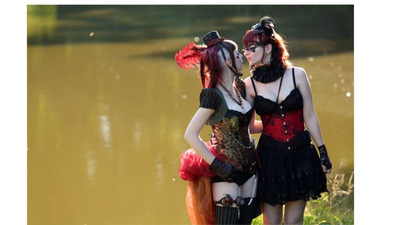 أزياء تاريخية في ليبزيغ.. ألمانيا تحتفي بتراث القوط