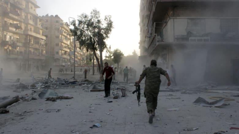 الائتلاف: النظام أعدم 20 مسلحا سلموا أنفسهم في حمص