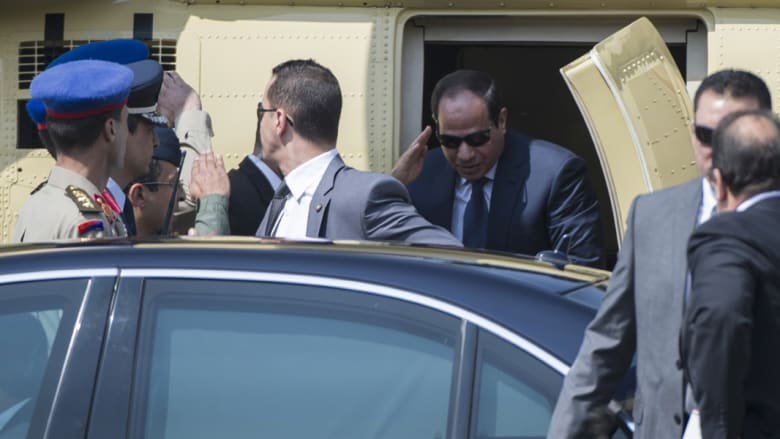 السيسي يؤدي اليمين رئيسا لمصر ... تفاصيل حفل التنصيب
