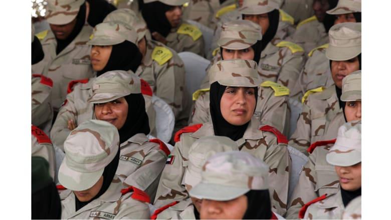 الإمارات: أول فوج تجنيد للخدمة العسكرية الإلزامية يبدأ في سبتمبر