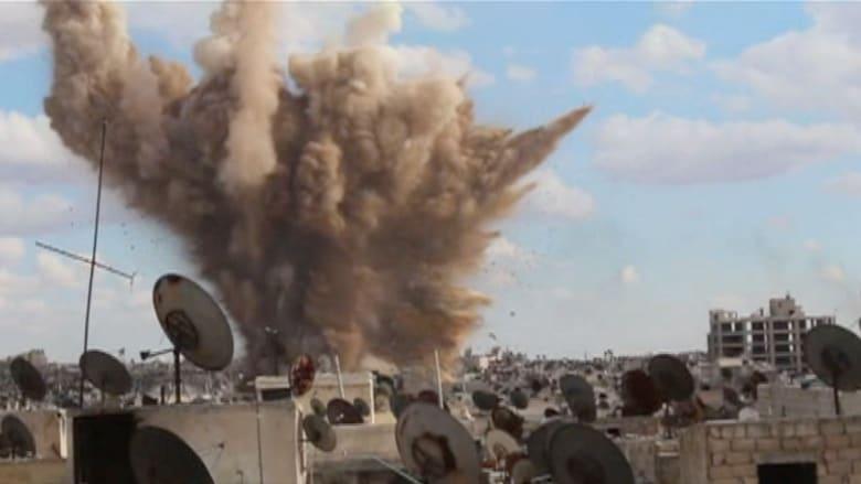 سوريا.. الأنفاق تحكم سيطرة المعارضة تحت الأرض