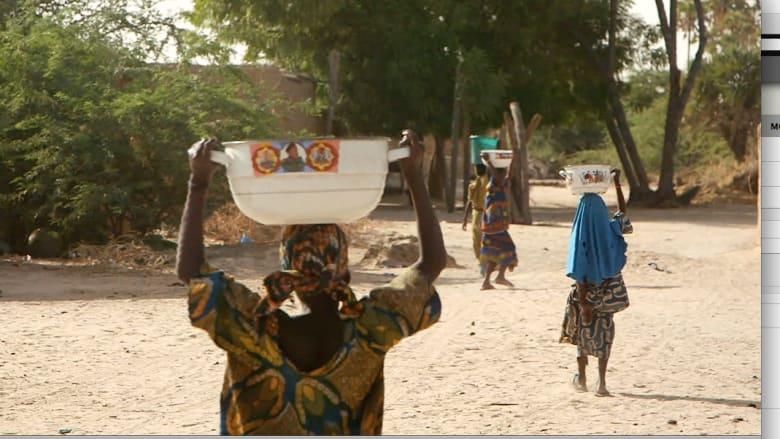 لاجئو نيجيريا.. الجوع أمامهم ورعب بوكو حرام خلفهم