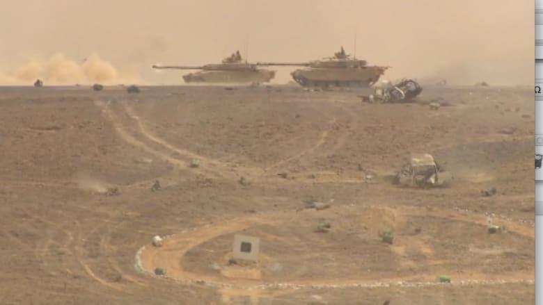 صور من مناورات الأسد المتأهب في نسختها الرابعة في الأردن