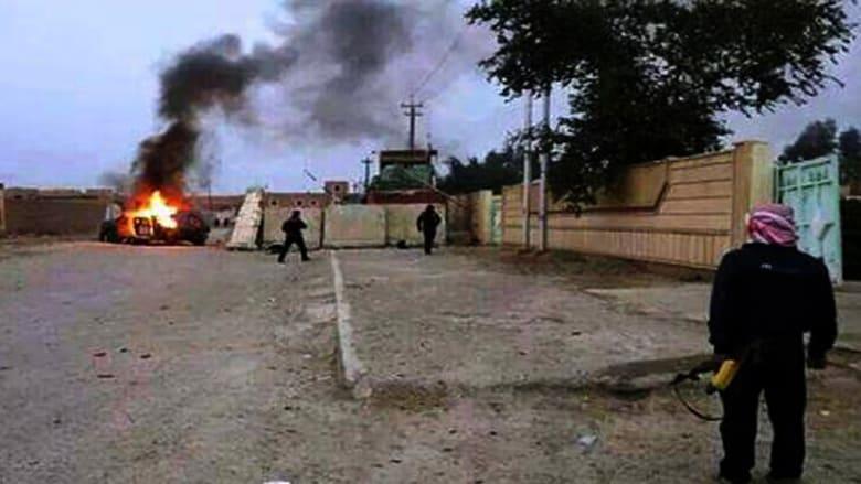 مصادر لـCNN: داعش تختطف 48 تركيا منهم دبلوماسيين بهجوم على القنصلية بالموصل