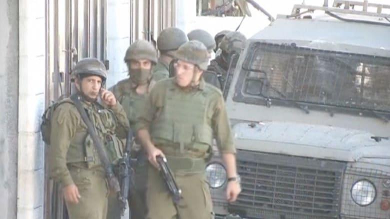 عملية البحث عن ثلاثة شبان إسرائيليين بعد اختفائهم
