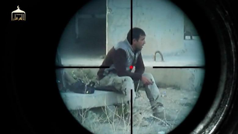 """فيديو من """"داعش""""... قمة الإرهاب بمساحيق هوليود"""