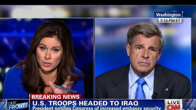 بريمر يدعو أوباما لإرسال قوات أمريكية للعراق