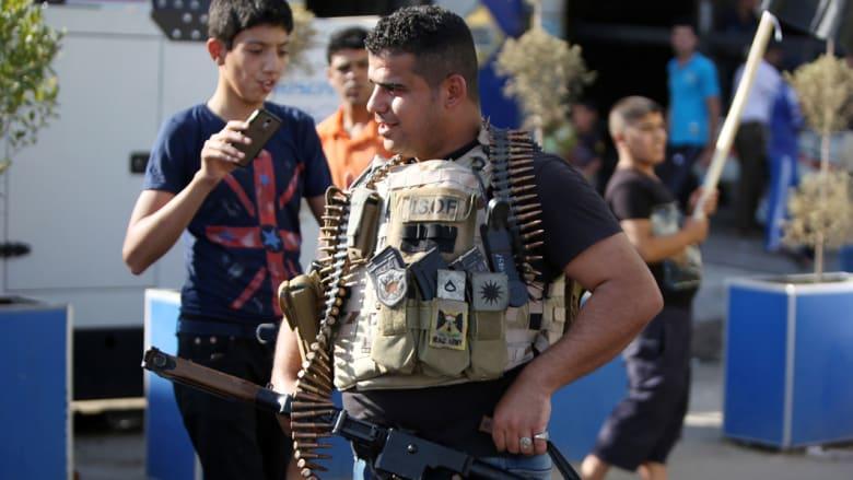 """خلفان: العراق لم يكن به """"قاعدة"""" أو """"داعش"""" .. الأمريكيون والايرانيون هم من جاءوا بهم"""