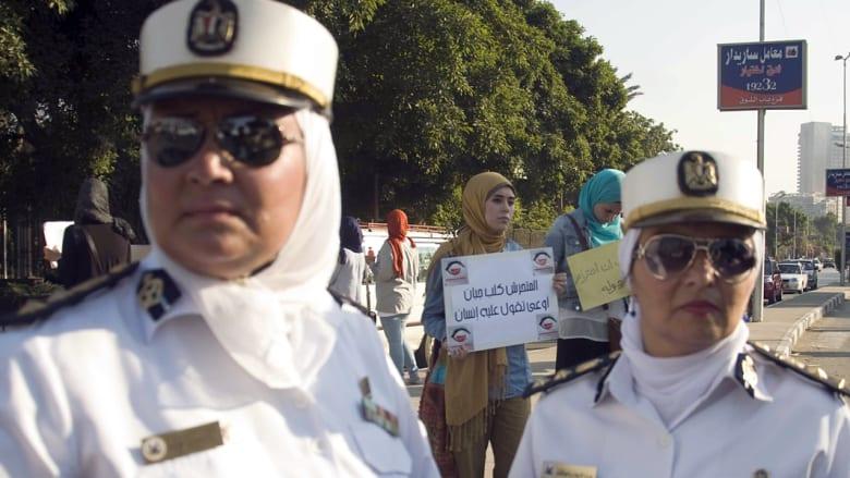 """حرب على التحرش.. شرطة خاصة لمكافحة """"العنف ضد المرأة"""" بمصر"""