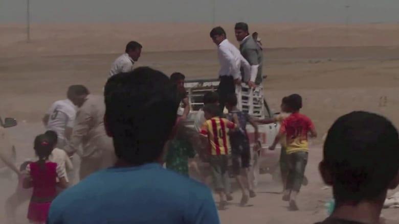 الأمم المتحدة تواجه ضغط توفير المساعدات للاجئين العراقيين
