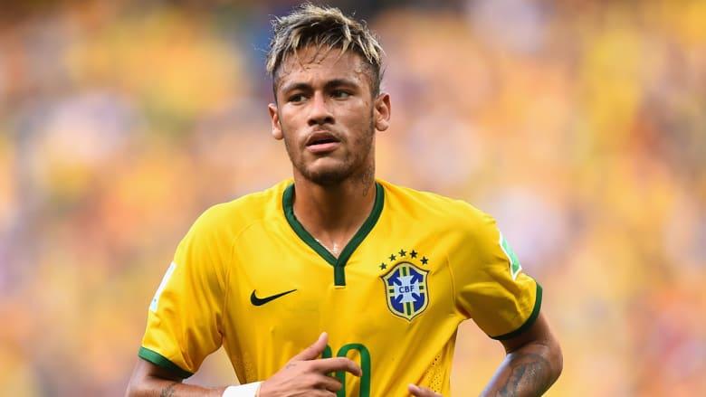 نيمار دا سيلفا من البرازيل