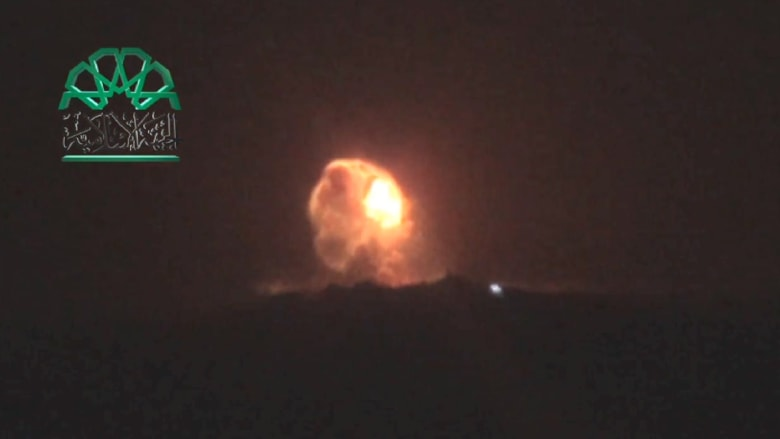سوريا: 34 قتيلا و50 جريحا بانفجار سيارة في ريف حماة